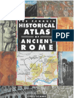 Historical Atlas of Ancient Rome, Penguin Not Ocr