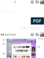 Evaluating and Downloading Images (Graham Turnbull) SCRAN