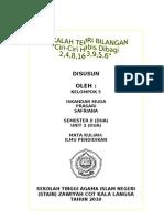Taksonomi Tujuan Pendidikan Islam