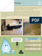 Dewatering of Sludge