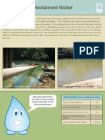 Discharge Reclaimed Water