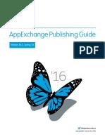 Appexchange Publishing Guide
