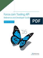 Tooling API