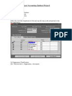 Oracle R12 Project Accounting Setups