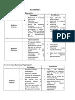Determinación y Jerarquización de Los Problemas y Necesidades
