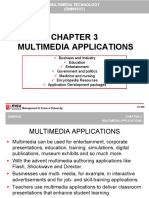 Chapter 3 Multimedia Applications