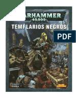 Warhammer 40k - Codex Templarios Negros 4ª