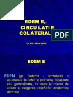 EDEME, CIRCULATIE COLATERALA