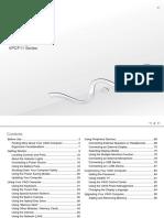 VPCF11 Series Manual