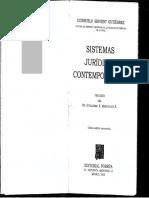 Sistemas Jurídicos Contemporáneos - Consuelo Sirvent Gutíerrrez