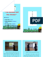 The Monkey and the Chicken Story