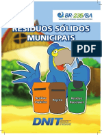 Residuos Solidos BR235 BAHIA