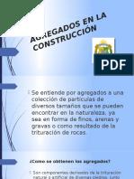 Agregados en La Construcción [Autoguardado]