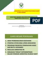 Kebijakan Rumah Sakit & Akreditasi RS