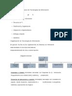 Organización y Procesos de Tecnologías de Información