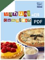 Manual Cumpleañero