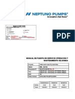 Manual Motores Neptuno Pumps