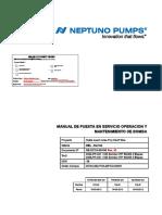 Manual Motores Neptuno Pumps
