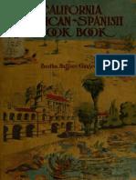 California Mexican-Spanish Cook Book