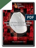 Manual de Seguridad para el área de Producción