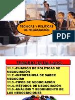 DIAPOSITIVA TECNICAS Y POLITICAS DE NEGOCIACION.ppt