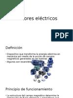 10. Motores eléctricos