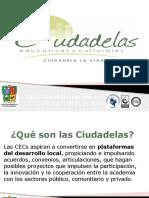 Informe de Ciudadela La Vida Para Empresas Haceb