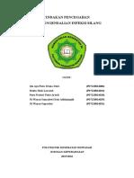 Tindakan Pencegahan & Pengendalian Infeksi Silang