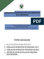 Paparan Dirjen BUK - Ws Akreditasi RS Program Khusus, 9 Des 2014 [Compatibility Mode]