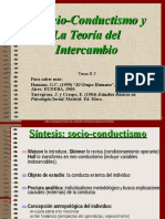 social behaviourism and social exchange theory.ppt