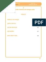 Física - Energia 03 - Energia Solar V