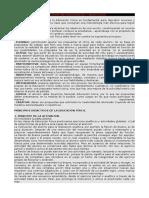 Principios Metodologicos y Didacticos