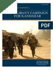 Afghanistan- The Taliban's Campaign For Kandahar