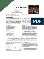 syllabus - spc intro to speech - summer 2015 m-w 2-450p