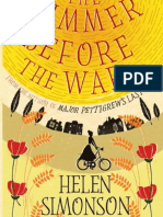 The Summer Before the War - Helen Simonson (Extract)