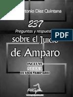 237 Preguntas y Respuestas Sobre El Juicio de Amparo