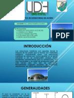 Tipos de Estructuras en Acero