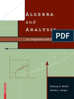 Algebra & analysis Anthony Michel,Charles Herget.pdf
