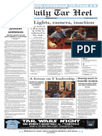 The Daily Tar Heel for Feb. 4, 2016