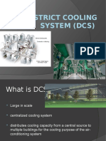 District Cooling System (DCS)
