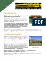 Landscape Design Standards