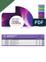Informa Middle East Training Course Calendar