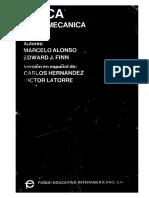 M Alonso y E J Finn. Fisica. Addison Wesley Iberoamericana 1995
