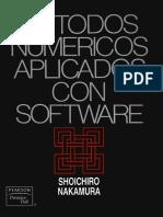 Metodos Numericos Aplicados Con Software by Sholchlro Nakamura1