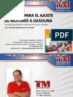 Curso Mecanica Automotriz Ajuste Motores Gasolina