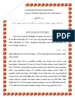 Hukum Fiqih Udh Hiyah - Habib Ahmad bin Jindan