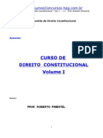 DConstitucional em Capitulos vol1