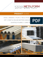 Phoenix Metalform Product Guide