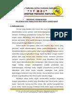 PROPOSAL LEBAH MADU durab.doc