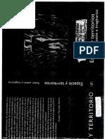 Ovidio Delgado Espacio y territorio